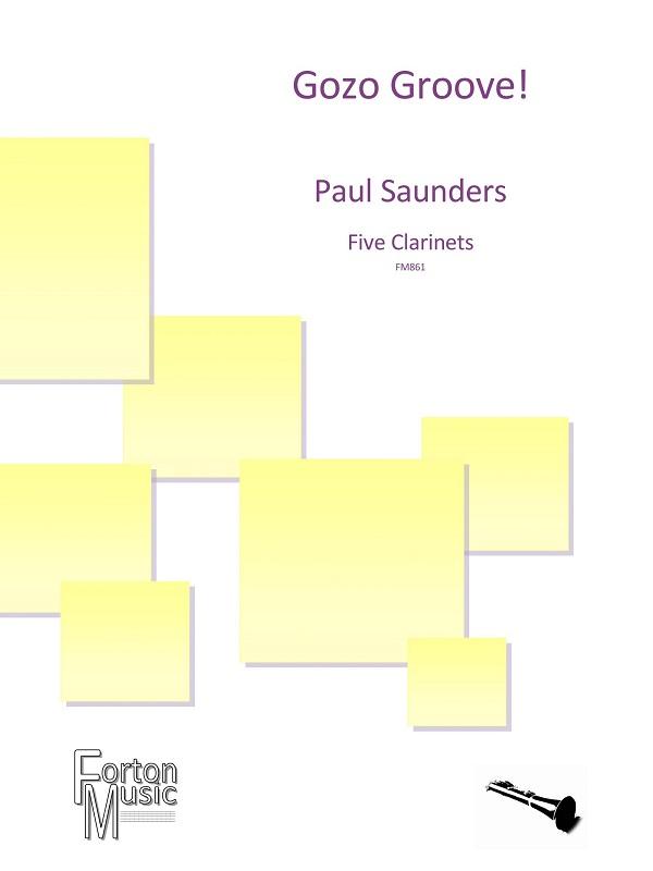 Paul Saunders Gozo Groove Cover
