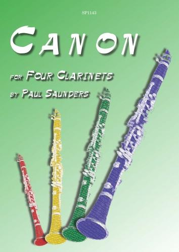 Paul Saunders Canon Cover