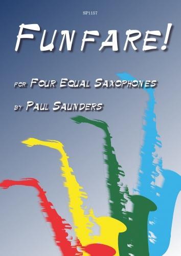 Paul Saunders Funfare Cover