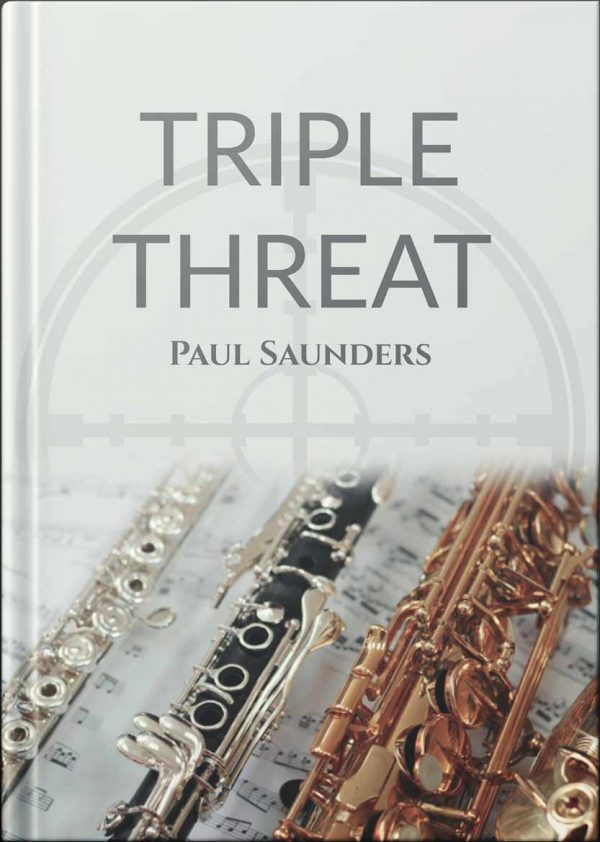 Triple Threat Paul Saunders